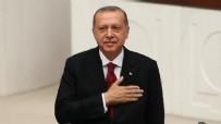 BAŞKAN ERDOĞAN BAYRAM MESAJI - Başkan Erdoğan'dan bayram mesajı!