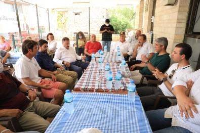 Baskan Oktay'dan Bayram Ziyareti
