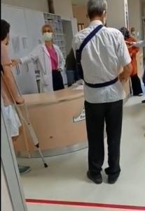 Bursa'da Tartistigi Hastayi Köpege Benzeten Doktor Hakkinda Sorusturma