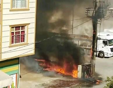 Dicle Elektrik'ten Sanliurfa'da Patlayan Trafolarla Ilgili Açiklama