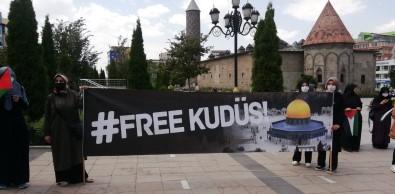 Erzurum STP'ndan Mescid-I Aksa Açiklamasi