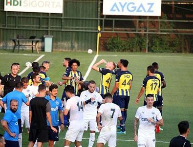 Fenerbahçe sevinçten '4 köşe'!