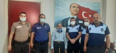 Imamin Adi Kullanilarak Dolandirilan Yasli Adami Polis Ve Zabita Teselli Etti