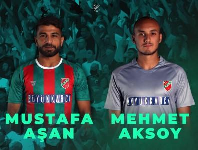 Karsiyaka, Mustafa Asan Ve Mehmet Aksoy'la Sözlesme Yeniledi