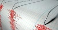 KAYSERİ DEPREM - Kayseri'de korkutan deprem!