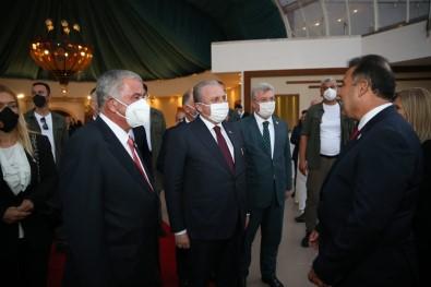 KKTC Meclis Baskani Sennaroglu Açiklamasi 'Sayin Erdogan'in Buradaki Varligi Tüm Dünyaya Bir Mesajdir'