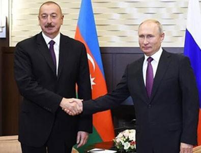 Putin ve Aliyev, yarın Moskova'da Karabağ'ı görüşecek!