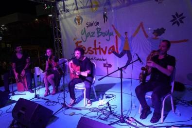 Sile Belediyesi Sokak Konserleri Ile Sezona Hizli Bir Giris Yapti