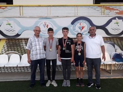 Trabzon Büyüksehir Belediyespor Sporculari Atletizm Festivalinde 2 Altin 1 Gümüs Madalya Kazandi