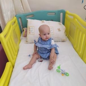 Umut Ve Yasam Dernegi'nden Onkoloji Tedavisi Gören Çocuklara Bayram Destegi