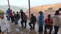 BİONTECH - Amanos Dagi Eteklerinde Zorlu Asi Çalismalari Devam Ediyor