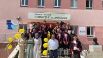 MEZUNİYET TÖRENİ - Anadolu Lisesi'nde Mezuniyet Töreni