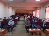 ATATÜRK ÜNIVERSITESI - Askale'de 'Kurumsal Kapasitenin Gelistirilmesi Ve Yerel Eylem Gruplari' Konferansi