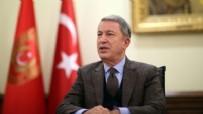 HULUSİ AKAR - Bakan Akar'dan 'Kabil' açıklaması!