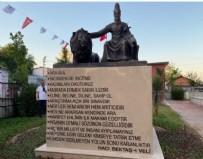 CHP'Lİ ANTALYA BÜYÜKŞEHİR BELEDİYESİ - CHP işi hizmet! Bir heykel daha yaptılar...