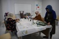 MOBİLYA - Haliliye'de Eski Ürünler Sanata Dönüstürülüyor