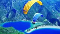 BİSİKLET TURU - Iki Denizi Kucaklayan Mugla Spor Turizminin De Yildizi