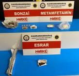 BONZAI - Kahramanmaras'ta Uyusturucu Operasyonunda 2 Tutuklama