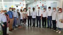 ASTRONOMI - Nazillili LGS Türkiye Birincisine Protokolden Ödül