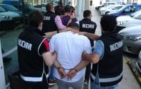 SİVİL POLİS - Samsun'da Gasp Iddiasina 1 Tutuklama