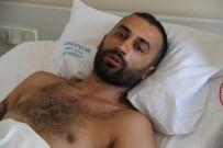 MERMİ - Silahli Saldiriya Maruz Kalan Adam Açiklamasi 'Kadin Benim Çocukluk Arkadasimdi'
