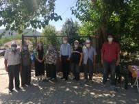 SOMA - Soma Ve Akhisarli Yeni Muhtarlara Büyüksehirden Ziyaret