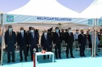 MEHMET ÖZHASEKI - Yesilyurt Mahallesi'nde 'Hamdi-Zarife Sanliünal Cami' Ibadete Açildi