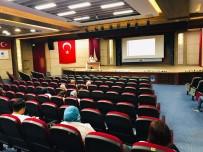 CELAL BAYAR ÜNIVERSITESI - Yunusemre Belediyesinde Kurum Içi Egitimler Devam Ediyor