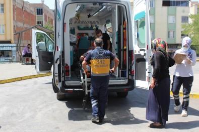 4 Saatte 150 Acemi Kasap Hastaneye Basvurdu