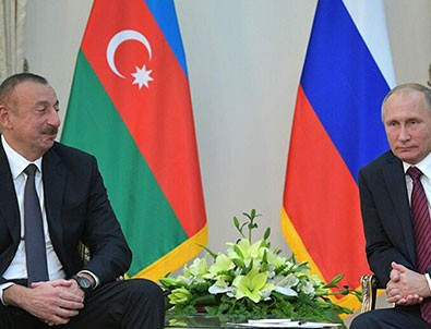 Azerbaycan Cumhurbaşkanı Aliyev'den kritik görüşme!