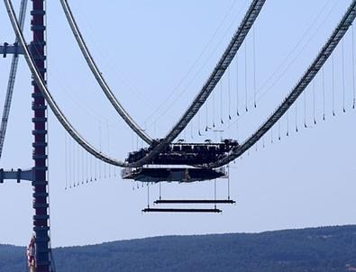 Çanakkale Köprüsü'nde yeni gelişme: Dünyada bir ilk olacak