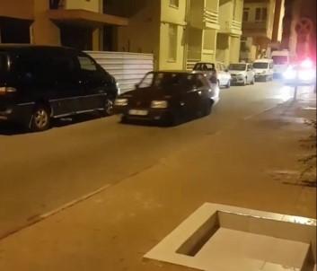 Antalya Sokaklarinda Ehliyetsiz Sürücü Ile Polisin Nefes Kesen Kovalamacasi