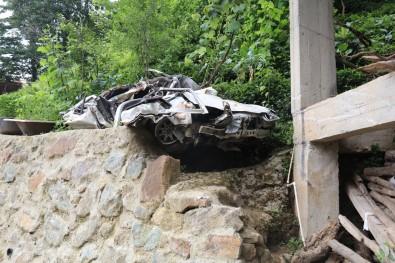 Bakan Kurum, Selde Kaybolan Batuhan Delihasan'in Ailesini Ziyaret Etti