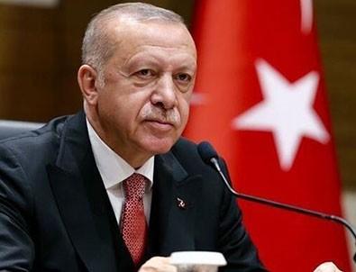 Başkan Erdoğan yurda döndü!