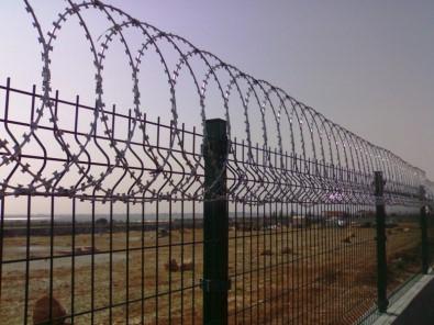 Büyükçekmece'de Jiletli Tel Kullanimi Yasaklaniyor