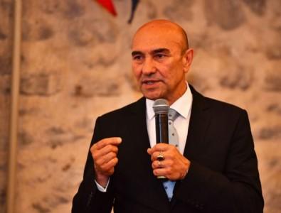 CHP'li İzmir Büyükşehir Belediyesi Başkanı Tunç Soyer'e bir tepki de AK Parti'den: Gezmeyi bırak görevini yap!