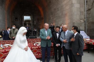 Cumhurbaskani Erdogan Genç Çakir'lari Kabul Etti