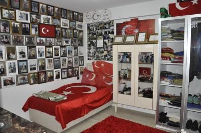 Gara Sehidinin Ailesine Bayram Ziyareti