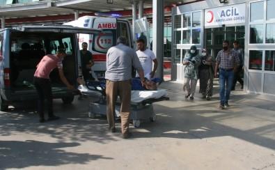 Kurban Kesimi Esnasinda Yaralanan 20 Kisi Hastanenin Yolunu Tuttu