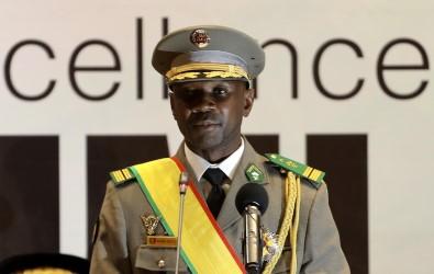 Mali'nin Geçici Devlet Baskani Goita'ya Biçakli Saldiri