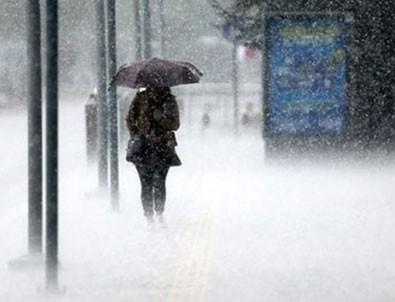 Meteoroloji'den İstanbul dahil çok sayıda ile sağanak yağış uyarısı!