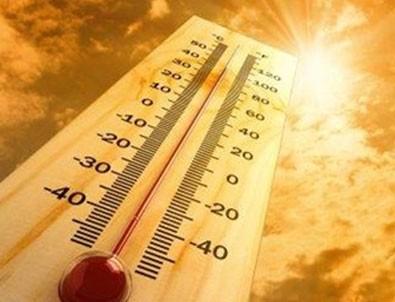 O ilimizde sıcaklık rekoru kırıldı!