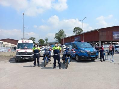 Sancaktepe'de Jandarma Kurban Satis Ve Kesim Yerlerini Denetledi