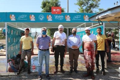 Talas'ta Kurban Kesim Yerlerine Tam Not