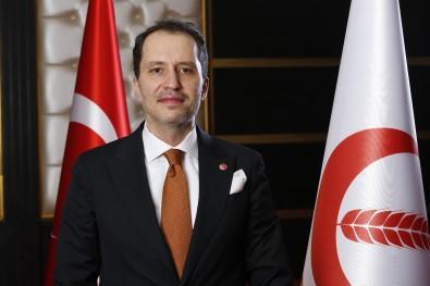 Yeniden Refah Lideri Erbakan'dan Kurban Bayrami Mesaji