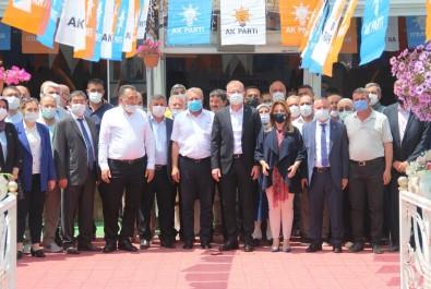 Baskan Ceyhun Açiklamasi '2023 Seçimleri Çok Çetin Geçecek'