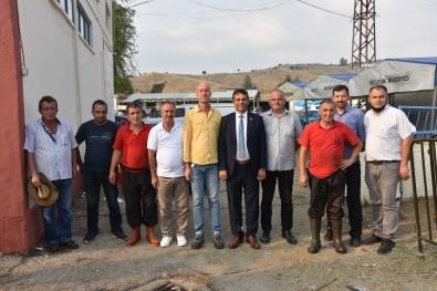Baskan Yardimcisi Sahinoglu'ndan Bayram Ziyaretleri