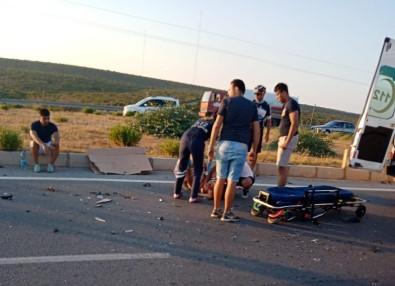 Didim'de Trafik Kazasi Açiklamasi 1 Ölü, 5 Yarali