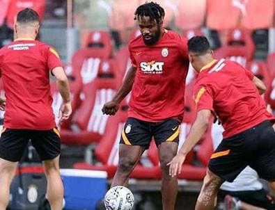 Galatasaray, PSV maçına hazır!