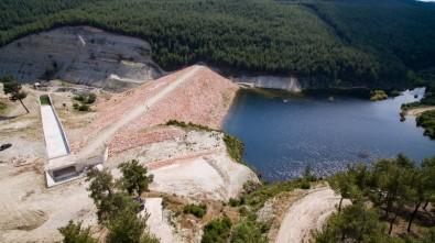Gördes Karayagci Barajindan Bereket Akacak